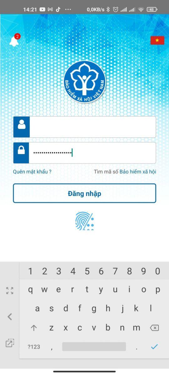 Cách tạo tài khoản Bảo Hiểm Xã Hội Online