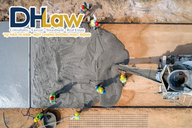 Khái niệm thi công xây dựng - M&E - Công ty luật DHLaw