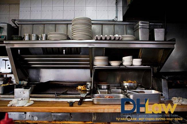 Quy định về vệ sinh an toàn thực phẩm - Luật DHLaw