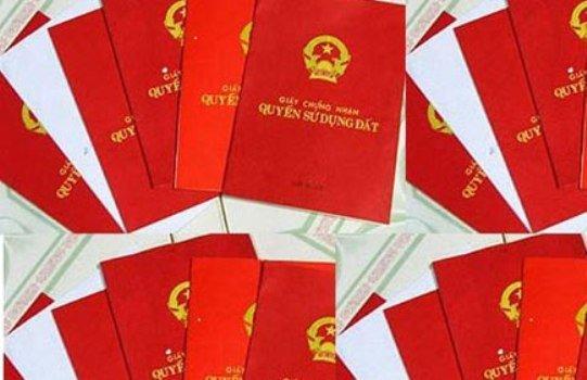 Tư vấn Hồ sơ xin cấp Giấy chứng nhận quyền sử dụng đất (Sổ đỏ) lần đầu