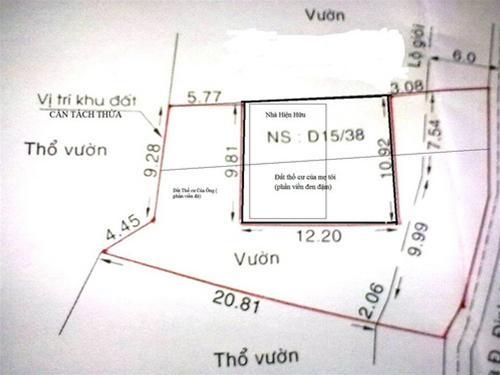 Dịch vụ tư vấn hợp thửa đất nhanh nhất tại TP. HCM