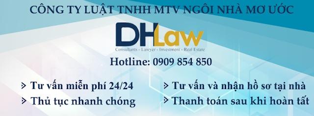 công ty luật uy tín DHLaw