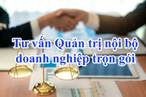 Tư vấn Quản trị nội bộ doanh nghiệp trọn gói - Công ty luật DHLaw