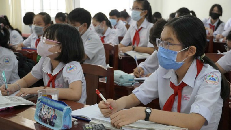 TP.HCM tiếp tục cho hoc sinh nghỉ học đến 5-4