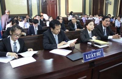Luật sư đại diện tranh tụng vụ án dân sự