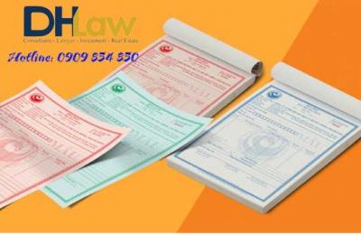 Một số thông tin về hóa đơn mà kế toán cần biết