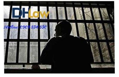 Ly hôn khi đang ở trong tù