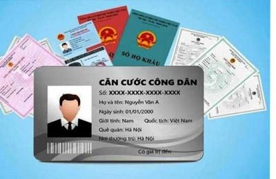 Không cần về quê để làm hộ chiếu, căn cước công dân
