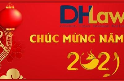 DHLaw – Thông báo lịch nghỉ Tết Nguyên đán 2021