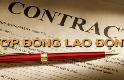 Hình thức của hợp đồng lao động theo luật mới, từ 1/1/2021
