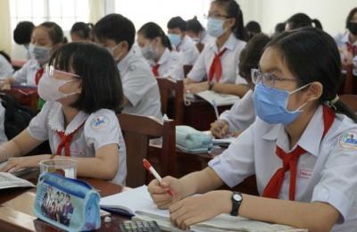 TP.HCM tiếp tục cho học sinh nghỉ học đến 5-4
