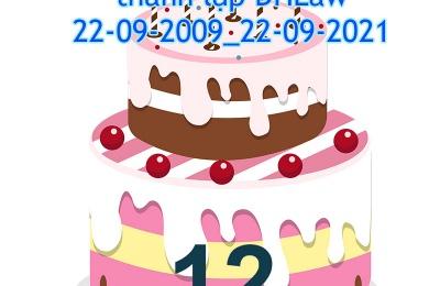 Hướng đến Lễ kỉ niệm 12 năm ngày thành lập Công ty Luật DHLaw