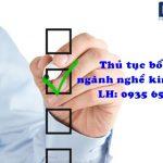 Đăng ký bổ sung ngành nghề sản xuất phần mềm cho thiết bị giám sát