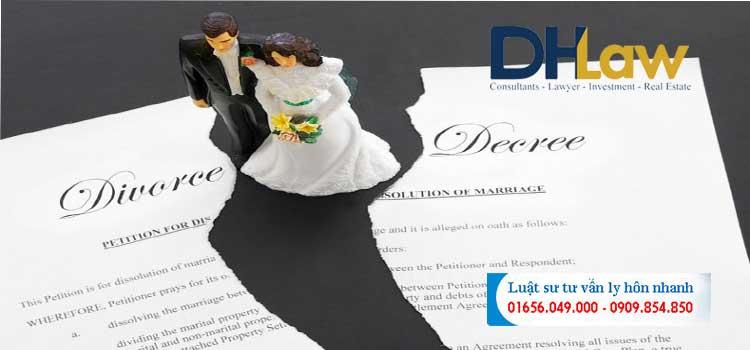 Tư vấn thủ tục ghi chú ly hôn