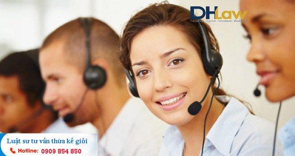 DHLaw tư vấn luật miễn phí qua điện thoại