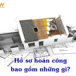 Tư vấn chuẩn bị hồ sơ hoàn công nhà ở tư nhân