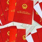 Tư vấn Hồ sơxin cấp Giấy chứng nhận quyền sử dụng đất (Sổ đỏ) lần đầu