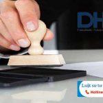 Hướng dẫn tra cứu mẫu dấu và thông tin doanh nghiệp
