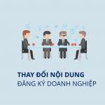 Dịch vụ tư vấn thay đổi, bổ sung ngành nghề kinh doanh tại Quận Bình Thạnh – TPHCM