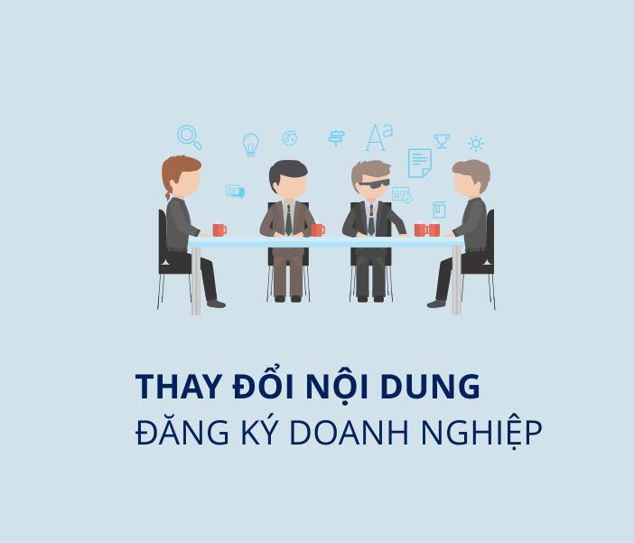 DHLaw cung cấp dịch vụ tư vấn thay đổi, bổ sung ngành nghề kinh doanh quận Bình Thạnh - TPHCM
