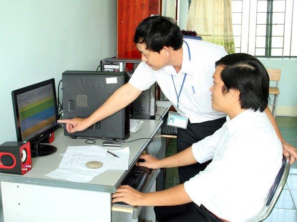 Giáo viên, cán bộ quản lý giáo dục sẽ được tập huấn, bồi dưỡng qua mạng Internet