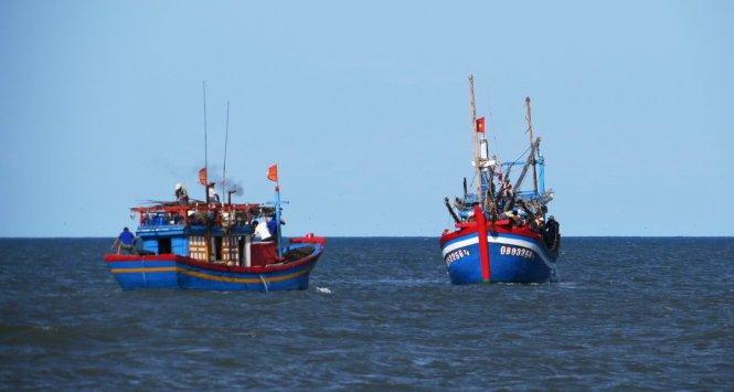 Sẽ cấp tin dự báo ngư trường với tàu cá khai thác vùng khơi