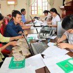 Điều chỉnh hồ sơ vay vốn hỗ trợ tạo việc làm của cơ sở sản xuất, kinh doanh