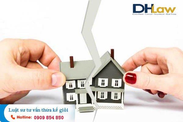 DHLaw tư vấn khởi kiện tranh chấp tài sản thừa kế