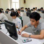 Tổ chức thi đánh giá năng lực ngoại ngữ trên máy vi tính