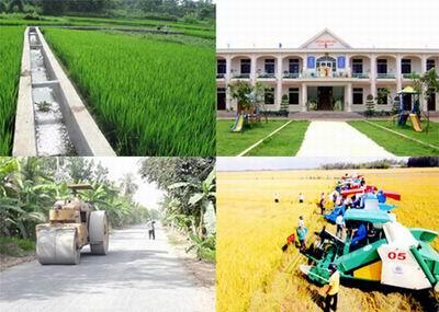 Mức chi hỗ trợ xây dựng nông thôn