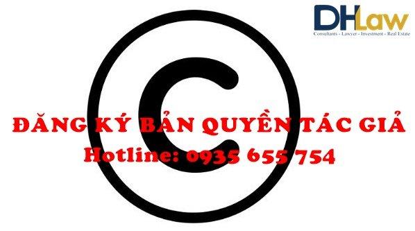 Thủ tục đăng ký bản quyền tác giả