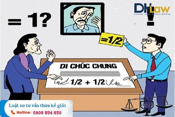 DHLaw tư vấn lập di chúc chung vợ chồng
