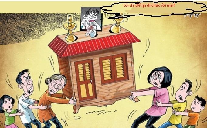 DHLaw tư vấn quyền thừa kế tài sản của cha mẹ