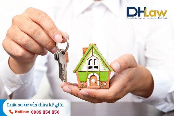 DHLaw tư vấn thừa kế tài sản chung vợ chồng