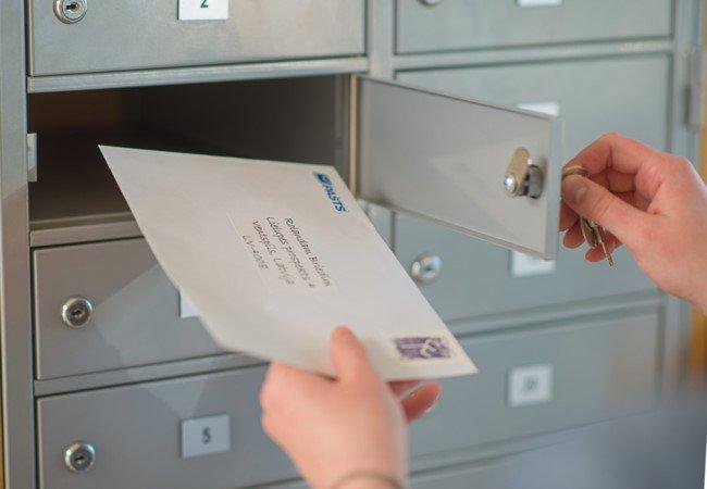Từ năm 2018, tất cả các chung cư phải có hộp thư tập trung