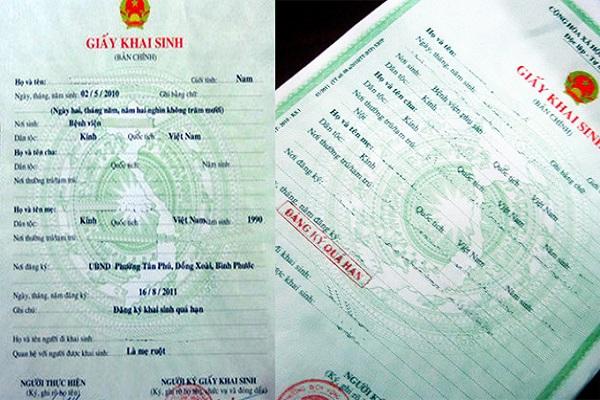 DHLaw chuyên tư vấn thủ tục đăng ký khai sinh có yếu tố nước ngoài