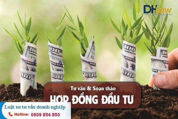DHLaw là nơi soạn thảo hợp đồng đầu tư chuẩn xác nhất TPHCM