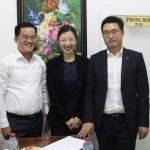Hợp tác chiến lược phát triển giữa DHLaw và Dancheon – Văn phòng Luật sư hàng đầu tại Hàn Quốc