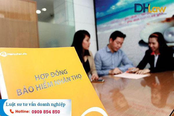 DHLaw nhận soạn thảo hợp đồng bảo hiểm ở TPHCM