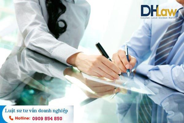 DHLaw nhận tư vấn soạn thảo hợp mua bán hàng hóa