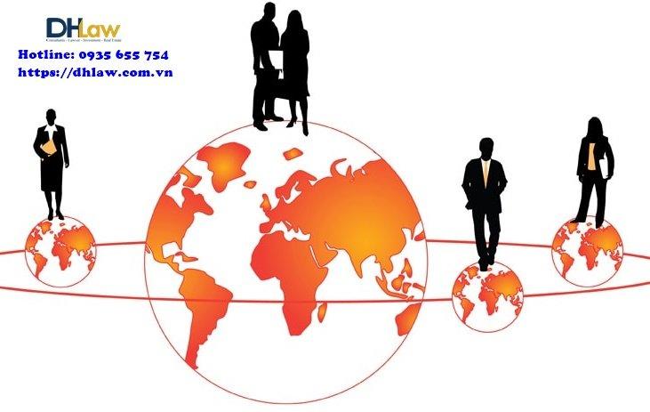 Dịch vụ thay đổi đăng ký kinh doanh của DHLaw