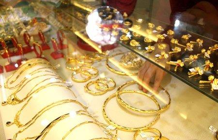 Điều kiện kinh doanh mua, bán vàng trang sức