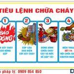 Đơn giản thủ tục cấp Giấy xác nhận đủ Điều kiện kinh doanh phòng cháy chữa cháy