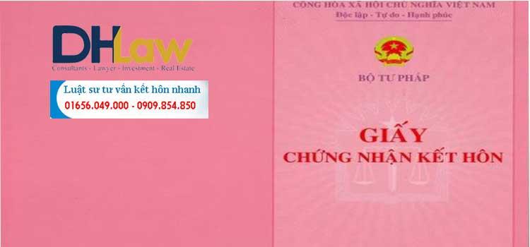 Tư vấn xin Giấy đăng ký kết hôn