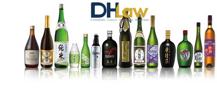Tư vấn thủ tục xin giấy phép kinh doanh bán lẻ rượu