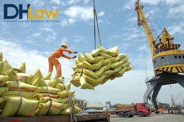Xuất khẩu gạo không cần giấy phép