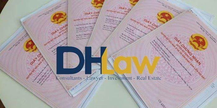 Điều kiện cấp giấy chứng nhận quyền sử dụng đất