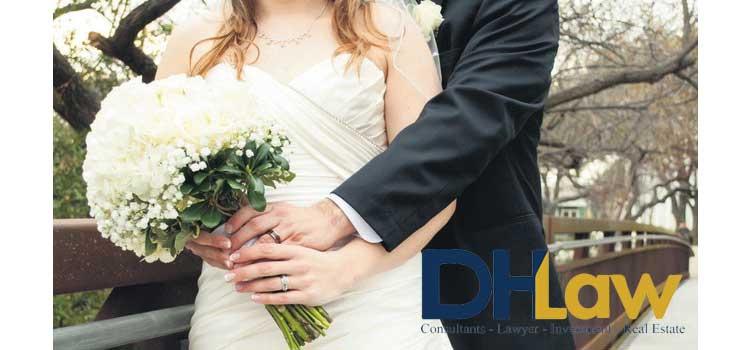 Lệ phí đăng ký kết hôn với người nước ngoài là bao nhiêu?