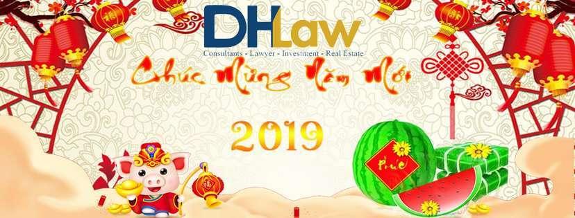 DHLaw - thông báo lịch nghỉ tết Nguyên Đán 2019