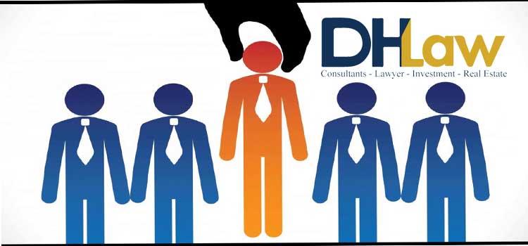 DHLaw - tuyển dụng nhân viên kế toán tổng hợp làm việc tại TPHCM